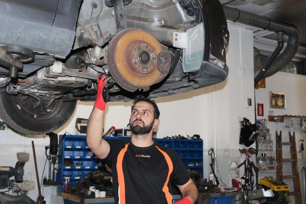 Autoriseret mekaniker i Valby